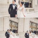 Elegant Summer Wedding Day at Stan Mansion in Chicago, Illinois   Maggie + Alex   Kara Evans Photogr