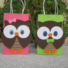 Owl Decorations