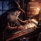 Wizard's room by dleoblack on DeviantArt