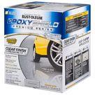 Rust Oleum EpoxyShield 2 Part Clear High Gloss Garage Floor Epoxy Kit   292514
