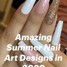 Amazing Summer Nail Art Designs in 2020