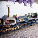 11 Beautiful Outdoor Kitchen Ideas for Summer 2020 | Alfa Forni
