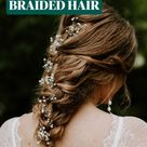 Free BOHO BRIDAL BRAIDED HAIR
