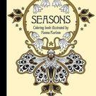 Seasons Coloring Book by Ingram Book Group (US) (Hardback)