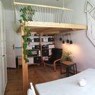 Hochebene / Loft bed