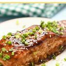 Teriyaki Baked Salmon