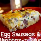 Egg Bake Recipe