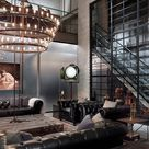 Amazing industrial interior designs
