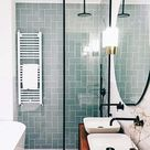 Shower design w/window