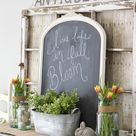 My Spring Home Tour - House by Hoff