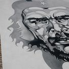 Che Guevara Mural in Rosario (Argentina) - Download the Lonely Planet (PDF)