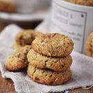 Mandel-Zimt-Kekse - Almond-Cinnamon-Sugar-Cookies