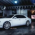 2014 Bentley Flying Spur On Vellano 24s By MC Customs   Rides Magazine