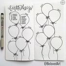 Bullet Journal Collection Ideas - The Best Ones! - Slightly Sorted
