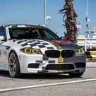 Custom Akrapovic BMW M5 Is Ready for the 2014 goldRush Rally