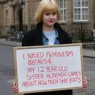 I need feminism discovered by fisunena on We Heart It