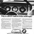 'WERBUNG 1968 BMW 2002' von Jaap Ros