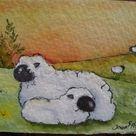 Watercolor Cards