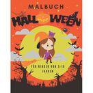 Malbuch halloween FR Kinder VON 5 - 1 0 Jahren: Halloween Malbcher fr Kinder, Jungen und Mdchen und Kleinkinder im Alter von 5-10 (Paperback)