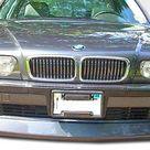 Fits 1995 2001 BMW 7 Series E38 Duraflex AC S Front Lip Under Spoiler Air Dam  106098