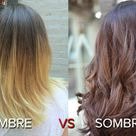 Balayage vs Flamboyage vs Ombre vs Sombre vs Foiling