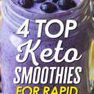 4 Fat Melting Keto Smoothie Recipes for Crazy Fat Loss