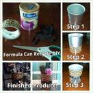 Formula Can Crafts