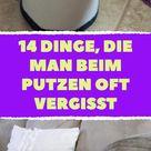 14 Orte, die beim Putzen oft übersehen werden