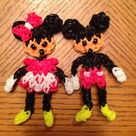 Rainbow Loom Disney