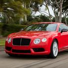 Bentley Continental GT V8 S coupe 2014 review | Auto Express