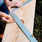 Holztreppe im Garten: Bauanleitung + Beispiele für Gartentreppe aus Holz