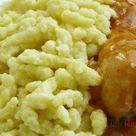 Zucchinispätzle: eine tolle Beilage - saraokla