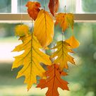 Fall Leaves Crafts