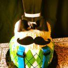 Little Man Cakes