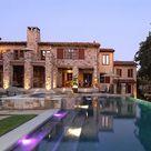 Tuscany Style Homes