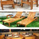 Outdoor Wood Furniture by Maku   the patio teak furniture
