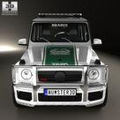 Mercedes Benz G class Brabus G700 Widestar Police Dubai 2013 class, Brabus, Mercedes, Benz