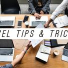 Excel Tips and Tricks Tutorials 1 add leading zeros in front of number