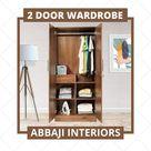 Buy online 2 door wardrobes in India