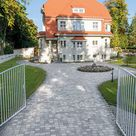 Hauseingang - Inspiration | EHL AG | Pflastersteine, Betonstufen, Palisaden