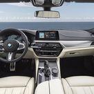 2018 BMW M550i xDrive   Interior, Cockpit HD