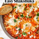 How To Make Easy Shakshuka