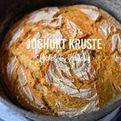 Joghurtkruste   einfach gutes Brot wie vom Bäcker