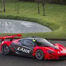 LARK McLaren P1 GTR For Sale - Road Legal with 852 miles Only - GTspirit