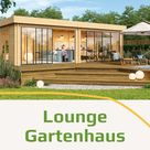 Das perfekte Gartenhaus im modernen Stil!
