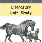 Literature Unit Study based on Misty of Chincoteague - Homeschool Helper