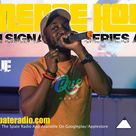 hiphoppodcast  The Emerge Hour With Signature Series Arts & Spate Media Feat Ique Episode 13