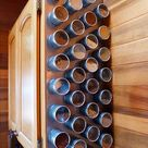 Make Your Own Magnetic Spice Rack - Garden Betty