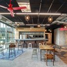 A Tour of WeWork's New Coworking Space in Amsterdam