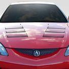 2002-2006 Acura RSX Duraflex TS-1 Hood - 1 Piece